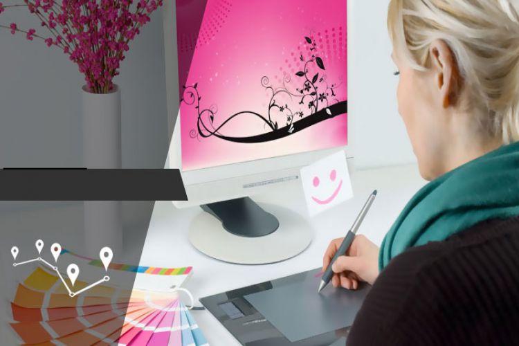 چگونه گرافیست حرفه ای شوید؟