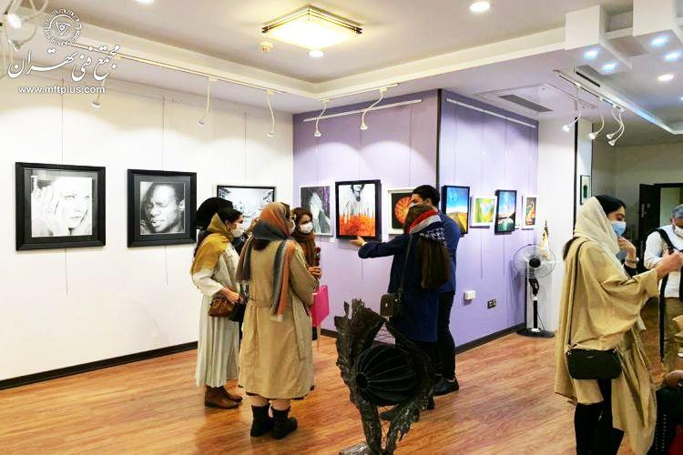 برگزاری سومین نمایشگاه نقاشی با شرکت هنرجویان مجتمع فنی تهران مرکز سعادت آباد