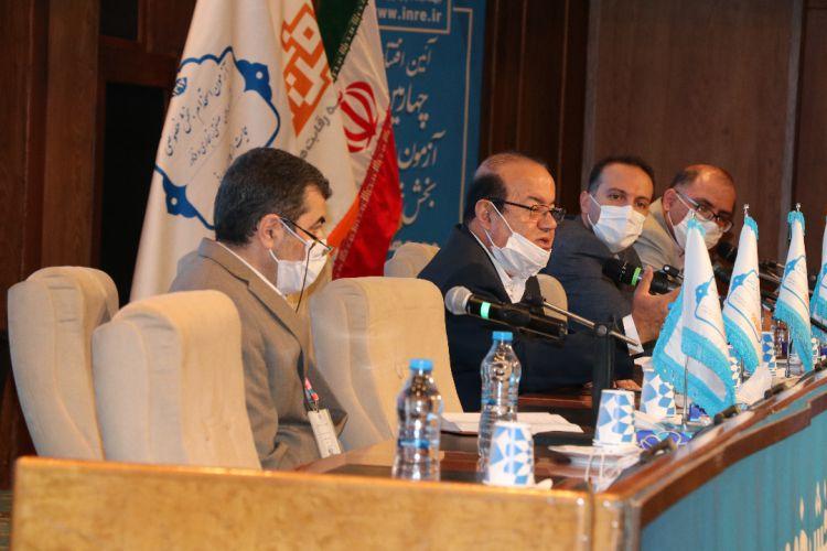 دکتر سعید سعادت سخنران چهارمین آیین افتتاح آزمون استخدامی بخش خصوصی