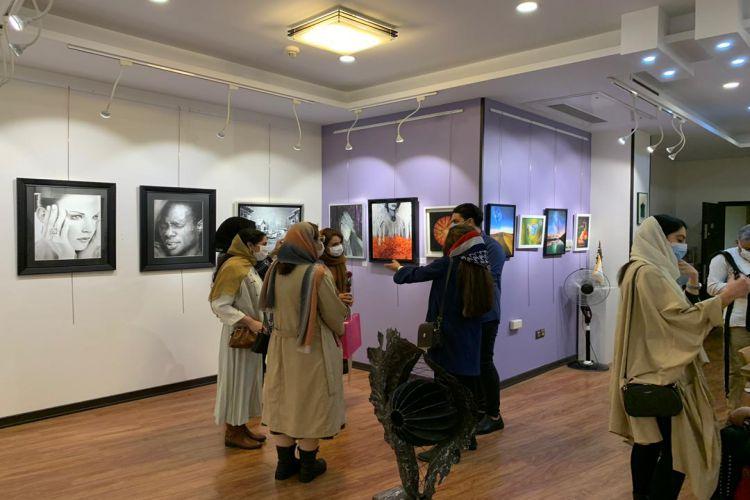 برگزاری نمایشگاه نقاشی ویژه هنرجویان مجتمع فنی تهران