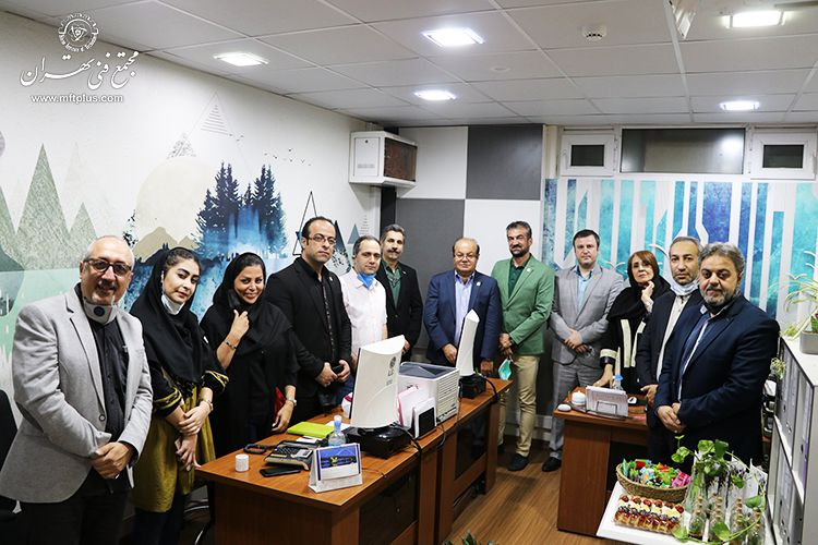 بیست و ششمین سالگرد تاسیس دپارتمان معماری مجتمع فنی تهران